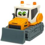 Simba Toys Boldog masinák - mozgó szemű Liebherr buldózer