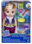 Hasbro Baby Alive blonda cu mixer (E0635) Papusa