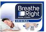 Breathe right БРЕТ РАЙТ ЛЕПЕНКИ ЗА ЗАПУШЕН НОС СРЕДЕН РАЗМЕР 30 БРОЯ / breathe right n. s medium *30