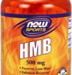 Now Sports НАУ ФУДС ХМБ 500 mg 120 КАПС /now sports hmb 500 mg 120vcaps