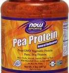 Now Sports НАУ ФУДС НЕОВКУСЕН ГРАХОВ ПРОТЕИН 2 lbs (907 ГР)/now sports pea protein powder, 2 lbs (907 gr)