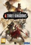 SEGA Three Kingdoms Total War (PC) Játékprogram
