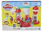 Hasbro Play-Doh: Csavaros fagyikészítő gyurma szett (E1935)