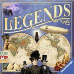 Alea Legends stratégiai társasjáték