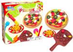 Kid's Toys Pizzakészítő gyurmakészlet 13 db-os