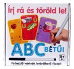 D-Toys Írj Rá És Töröld Le ABC Betűi
