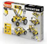 Engino Inventor - Masini de lucru 16in1 (ENG1634)