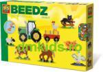 SES Creative Beedz - La ferma 2400 piese (HOE04159)