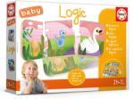 Educa Joc educativ pentru cei mai mici Baby Logic Educa Învăţăm logica de la vârsta de 24 de luni EDU18120 (EDU18120)