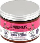 Dr. Konopka's Scrub revitalizant pentru corp - Dr. Konopka's Revitalizing Body Scrub 500 ml