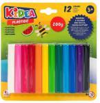 Globo Kidea Gyurmakészlet 12 színű 200g