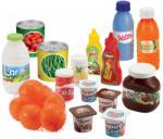 Ecoiffier 100% Chef Alimente pentru bucătărie ECO2644 Bucatarie copii