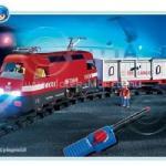 Playmobil Elektromos tehervonat (4010)