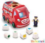 WOW Toys Лондонски автобус ЛЕО wow