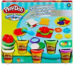 Hasbro Play-Doh: vacsora kreációk gyurmaszett (A7659)