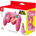 HORI Battle Pad for Nintendo Switch: Peach