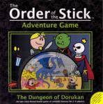 APE Games Order of the Stick Adventure Game: The Dungeon of Dorukan stratégiai társasjáték