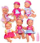 LOKO Toys Pisilő baba - többféle - 29 cm (VE-98402)