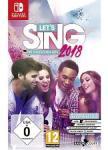 Ravenscourt Let's Sing 2018 mit Deutschen Hits (Switch) Játékprogram