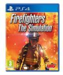 UIG Entertainment Firefighters The Simulation (PS4) Játékprogram