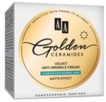 AA Golden Ceramides bársonyos ránctalanító nappali arckrém kombinált és normál bőrre 50ml