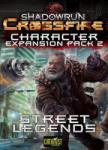 Catalyst Game Labs Shadowrun: Crossfire - Character Expansion Pack 2 kiegészítő