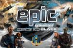 Gamelyn Games Tiny Epic Galaxies: Beyond the Black angol nyelvű kiegészítő