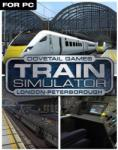 Dovetail Games Train Simulator East Coast Main Line London-Peterborough Route Add-On DLC (PC) Software - jocuri