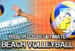 DL Softworks Pixel Puzzles Ultimate Puzzle Pack Beach Volleyball DLC (PC) Software - jocuri