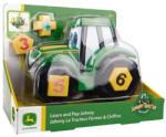 TOMY Learn and Pop - Johnny formaillesztő traktor (46654)