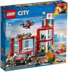 LEGO City - Tűzoltóállomás (60215)