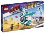 LEGO The LEGO Movie - Édes Káosz Tesho űrhajója (70830)