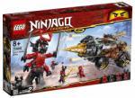 LEGO Ninjago - Cole földfúrója (70669)