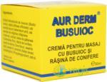 LAURMED Aur Derm Crema pentru Masaj cu Busuioc si Rasina 50ml