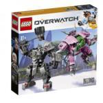 LEGO Overwatch - D Va és Reinhardt (75973)