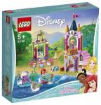 LEGO Disney Princess - Ariel Aurora és Tiana királyi ünnepsége (41162)
