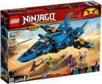 LEGO Ninjago - Jay viharharcosa (70668)
