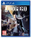SEGA Judgment (PS4) Játékprogram