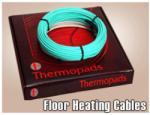 Thermopads CABLU DE INCALZIRE FHC-T 20, 25 m / 500W - THERMOPADS (FHC-T 20: 25m / 500W)