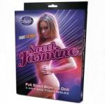 Blush Novelties Sweet Jasmine felfújható guminő