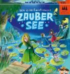 Drei Magier Spiele A titokzatos varázstó - Der Geheimnisvolle Zaubersee családi társasjáték