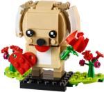LEGO Brickheadz - Valentin kutyus (40349)