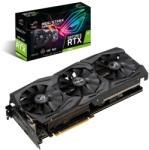 ASUS GeForce RTX 2060 ROG STRIX ADVANCED 6GB GDDR6 (ROG-STRIX-RTX2060-A6G-GAMING) Videokártya