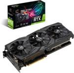 ASUS GeForce RTX 2060 ROG STRIX OC 6GB GDDR6 (ROG-STRIX-RTX2060-O6G-GAMING) Placa video