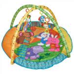 KidsCare Salteluta de joaca rotunda animalutele vesele Kidscare (sprmarket_KCJ514)