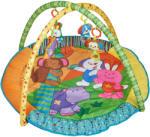 KidsCare Salteluta de joaca rotunda animalutele vesele Kidscare