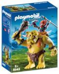 Playmobil Harcos Törp és az óriás troll (9343)