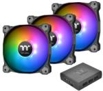 Thermaltake Pure Plus 14 LED RGB 140mm 3 Pack (CL-F064-PL14SW-A)