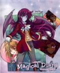 Hanako Games Magical Diary Horse Hall (PC) Játékprogram