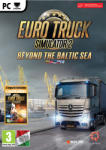 SCS Software Euro Truck Simulator 2 Beyond the Baltic Sea DLC (PC) Software - jocuri